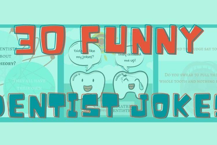 30 Funny Dentist Jokes for Kids